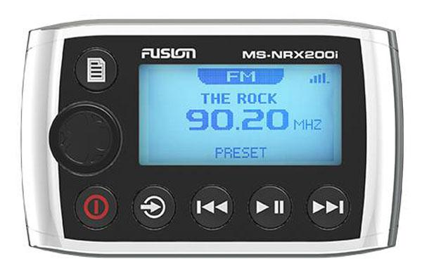 Audio Fusion Ms-nrx200i Marine Wired Remote Control With Cable for 147€