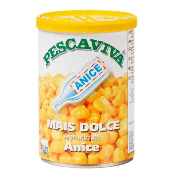 Natural baits Pescaviva Sweet Corn Anise for 3€