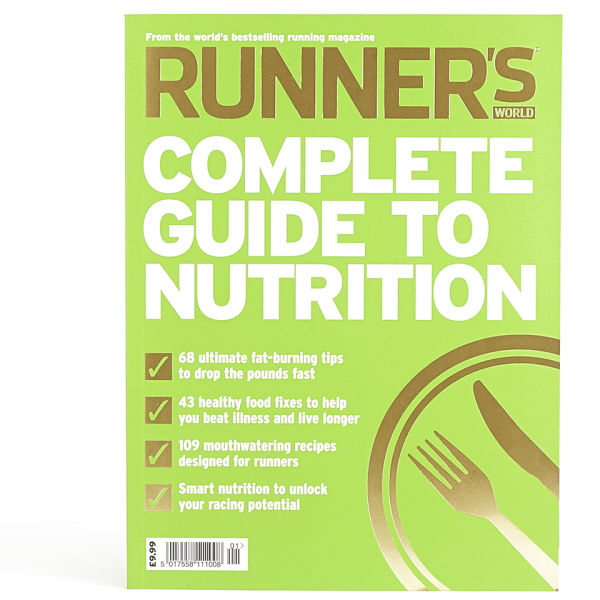 Runner's World The New Complete Guide to Nutrition for 13€