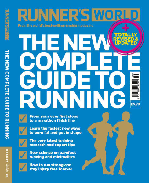 Runner's World The New Complete Guide To Running for 13€