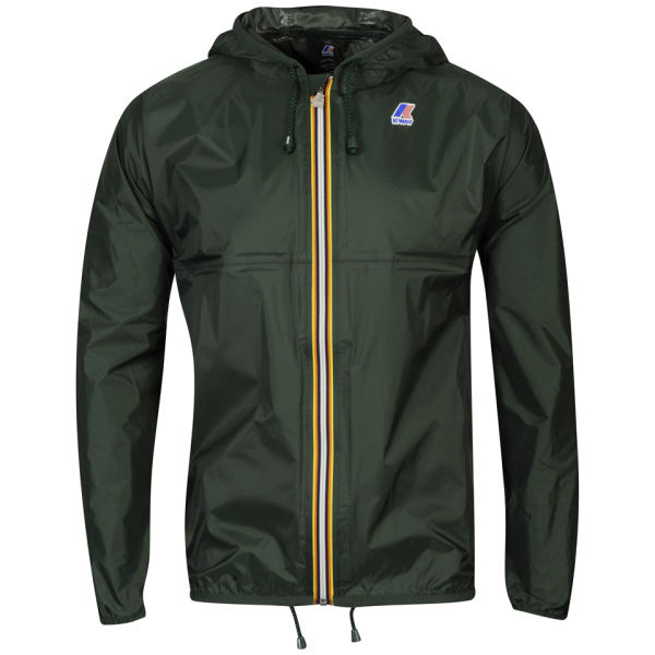 K - Way Men's Claude Classic Full Zip Jacket - Forest Green - M MForest Green for 70€