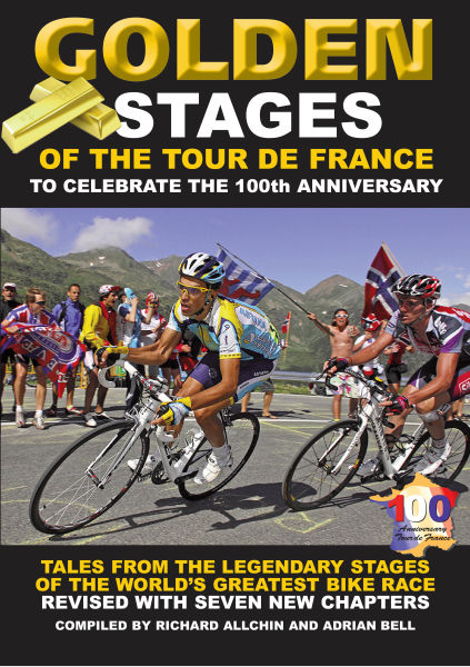 Golden Stages of the Tour de France Book for 14€