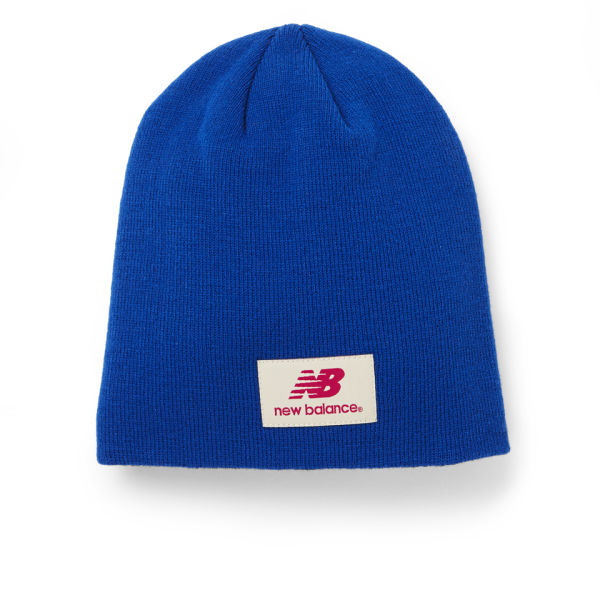New Balance Unisex Slouch Beanie - Acrylic Royal for 18€