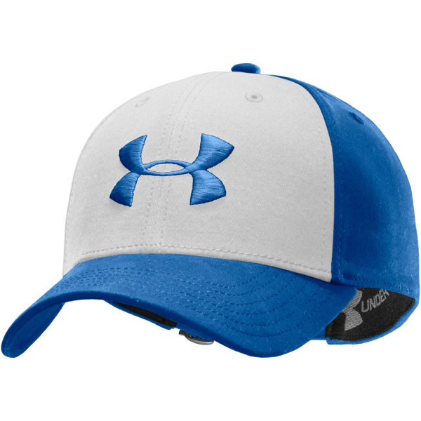 Under Armour Men's New Classic ADJ Cap - Superior Blue/White for 17€