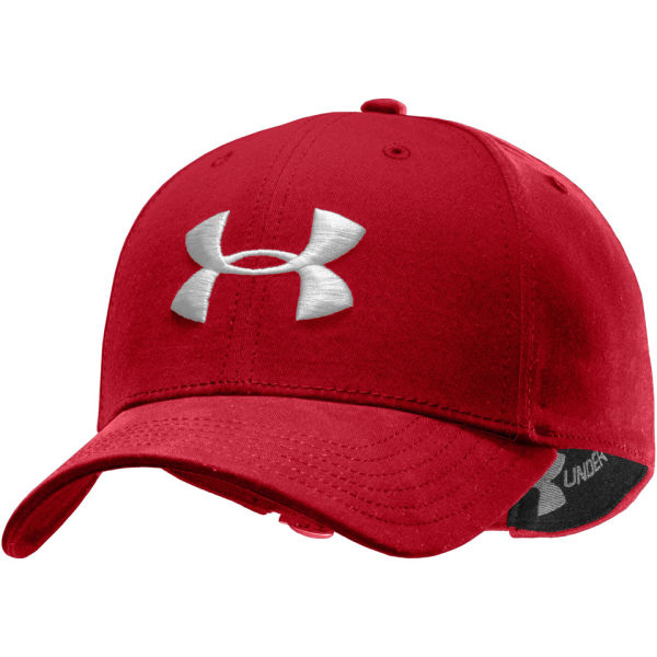 Under Armour Men's New Classic ADJ Cap - Red/White for 17€
