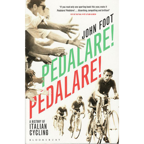 Pedalare! Pedalare! - History of Italian Cycling Book for 10€