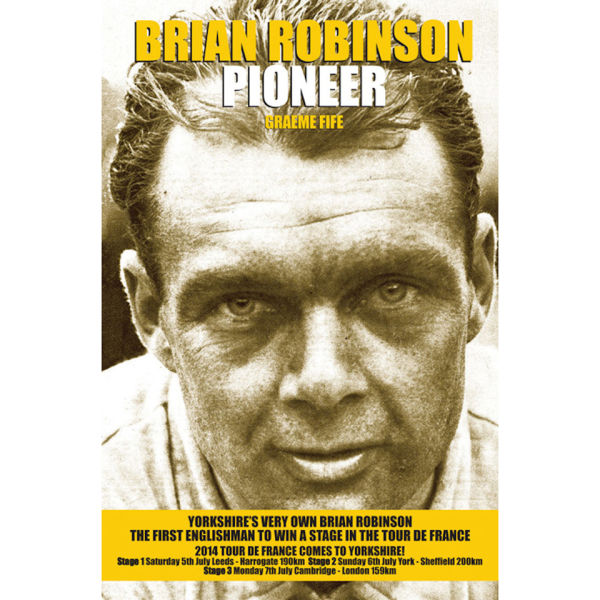 Brian Robinson - Pioneer - Book for 15€