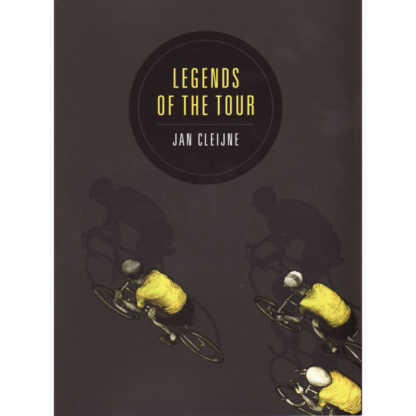Legends of the Tour - Book for 15€