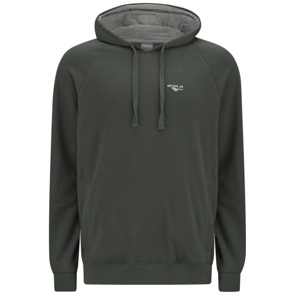 Gola Men's Newport Hoody - Charcoal Marl/Grey Marl - XXL XXLGrey for 25€