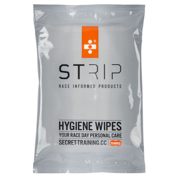 Secret Training Hygiene Wipes for 3€