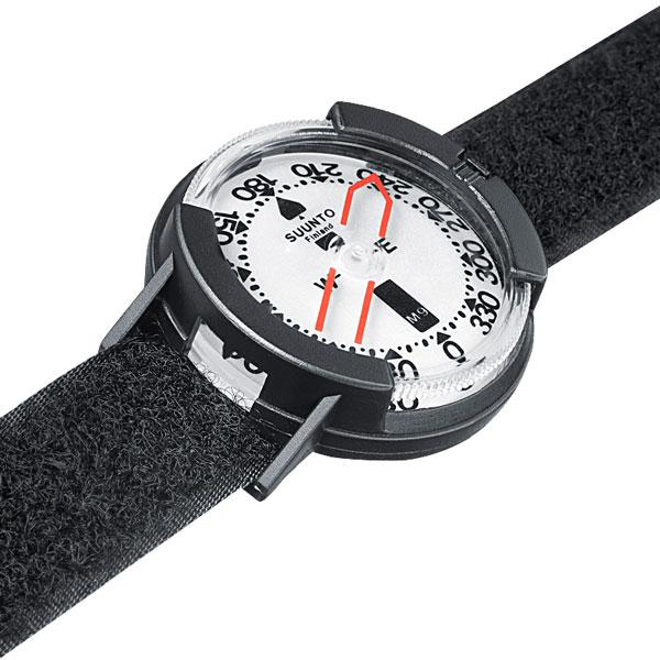 Compasses Suunto M-9 Black Black Nh With Velcro Strap for 26€