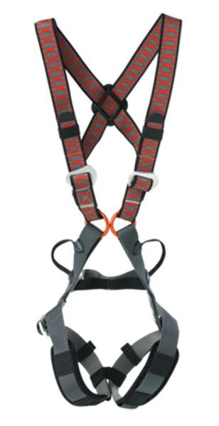 Harness Salewa Sitharness Bunny Climb Black / Orange for 31€