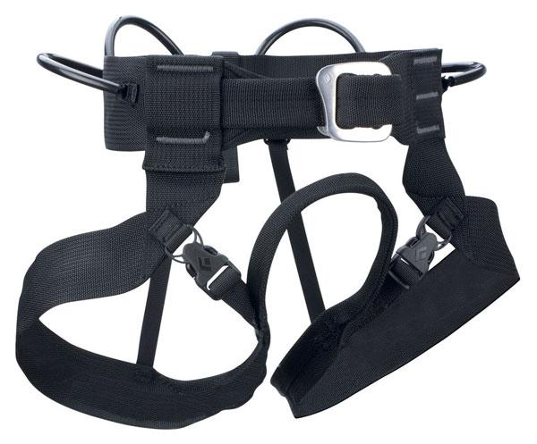 Harness Black Diamond Alpine Bod Black for 30€