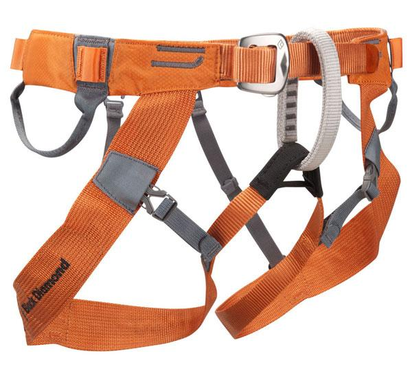 Harness Black Diamond Couloir Burnt Orange for 37€