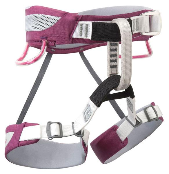 Harness Black Diamond Wiz Kid Raspberry for 34€
