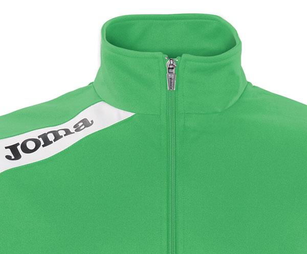 Jackets Joma Jacket Victory Green Junior for 12€