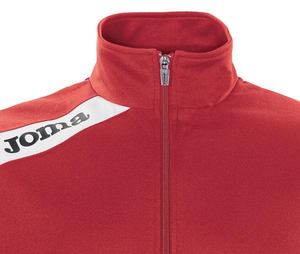 Jackets Joma Jacket Victory Red Junior for 12€