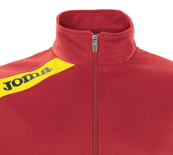 Jackets Joma Jacket Victory Red / Yellow Junior for 12€