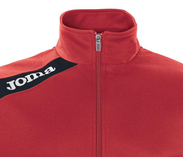 Jackets Joma Jacket Victory Red / Black Junior for 12€