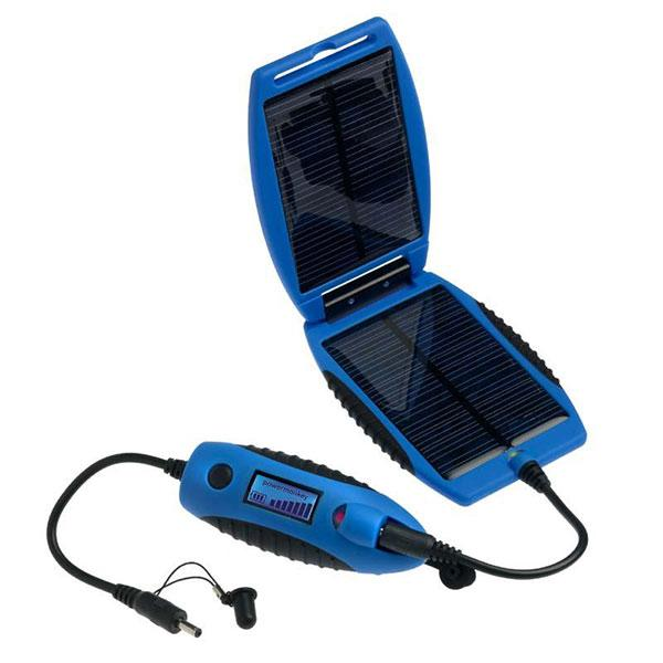 Energy Powertraveller Powermonkey Explorer Charger Blue for 60€