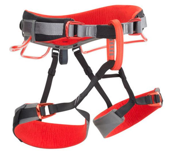 Harness Black Diamond Momentum Ds Steel / Lava for 36€