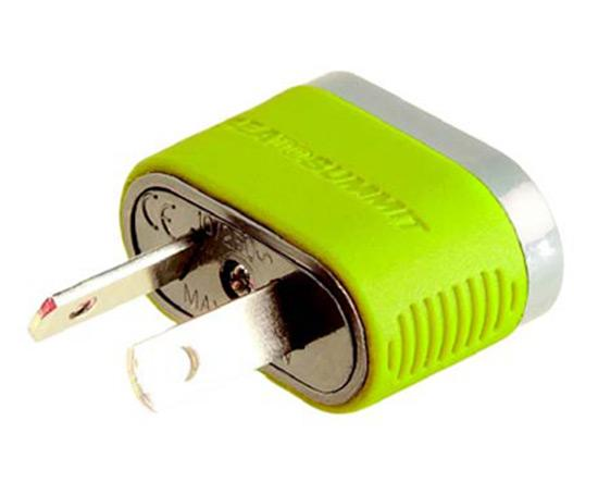 Energy Sea To Summit Travel Adaptor Australia Lime (pack 2) for 7€
