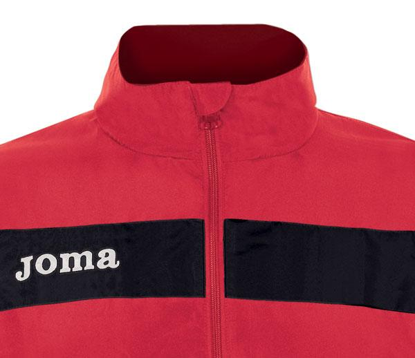 Jackets Joma Jacket Academy Fleece Red / Black for 12€