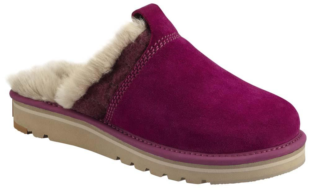 Après-ski Sorel The Campus Slipper Red Plum Woman for 43€
