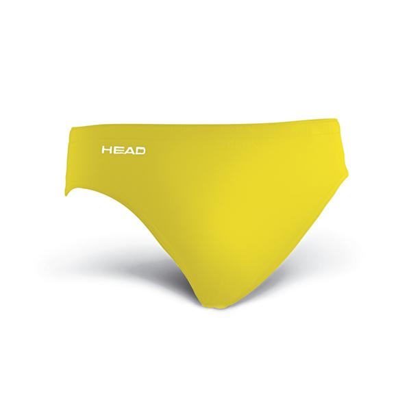 Briefs Head Solid Yellow for 6€