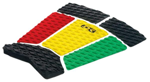 Traction Dakine Fish Pad Rasta for 28€