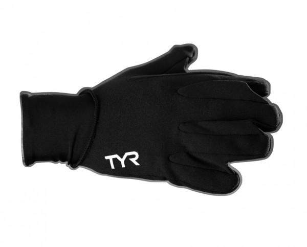 Gloves Tyr Neoprene Swim Gloves Black for 21€