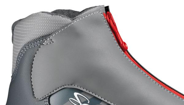 Cross country touring boots Salomon Siam 5 Pilot Grey 13/14 for 54€