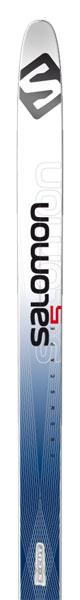 Cross country touring Salomon Snowscape 5 White 13/14 for 71€