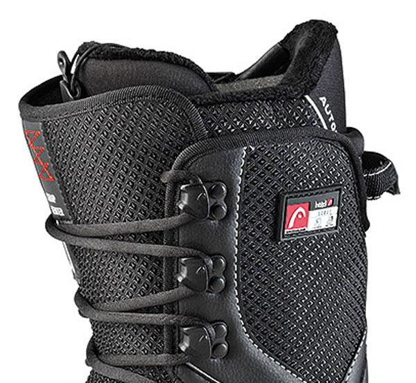 Boots man Head Scout Black 13/14 for 81€