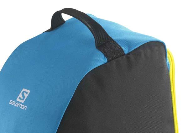 Boot bags Salomon Original Boot Bag Black / Process Blue / White for 16€