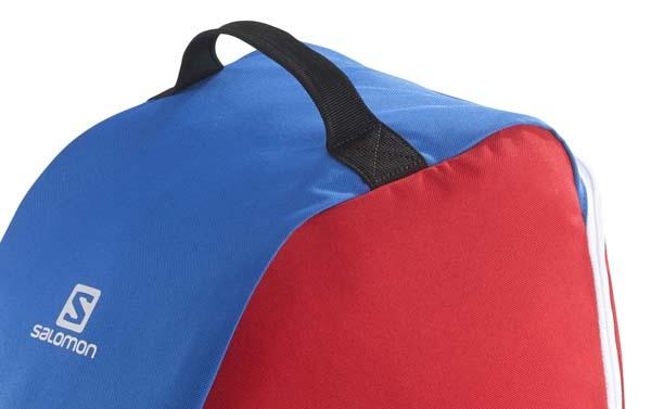 Boot bags Salomon Original Boot Bag Bright Red / Union Blue / Black for 16€