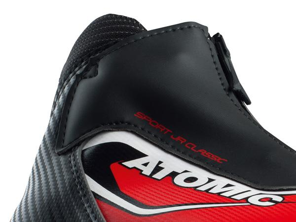 Cross country classic boots Atomic Sport Classic Black / Red Junior for 41€