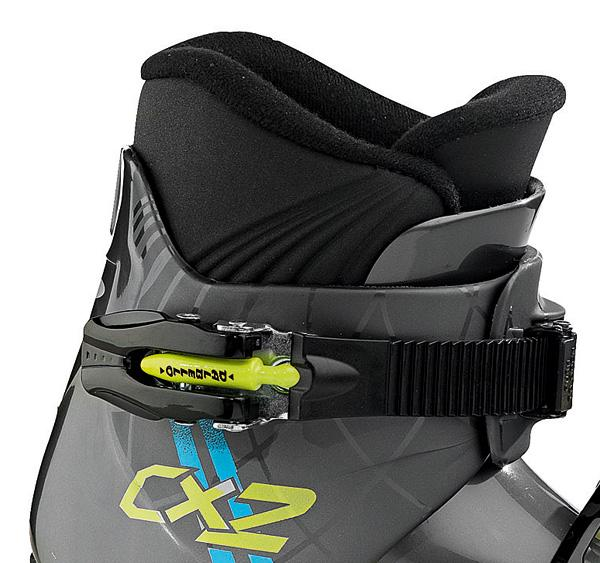 Boots junior Dalbello Cx 2 Acid Green / Anthracite Junior 14/15 for 65€