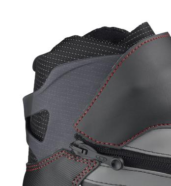 Cross country touring boots Salomon R Sport Pilot Black / Grey for 72€
