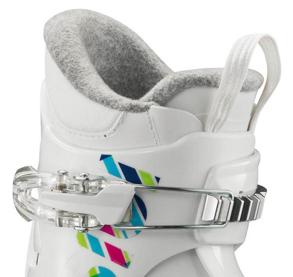 Boots junior Rossignol Fun J3 White Junior for 70€