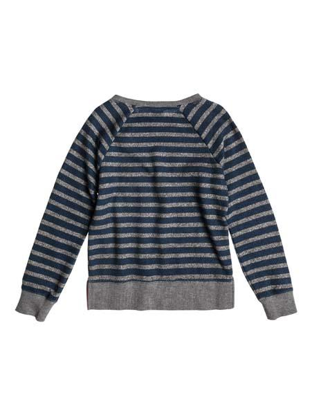 Sweaters Roxy Rg Believe Printed B Dark Denim Girls for 32€