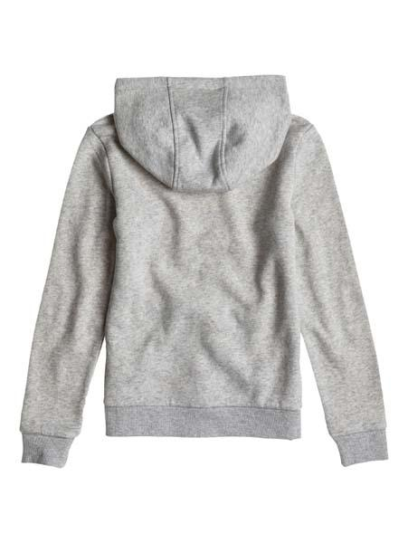 Sweaters Roxy Rg Winterbright Hoodie Heather Grey Youth for 29€