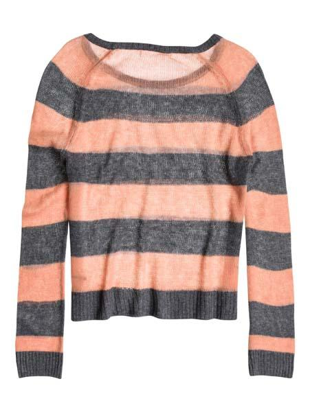Sweaters Roxy Left Field Smoke Signals Youth for 32€