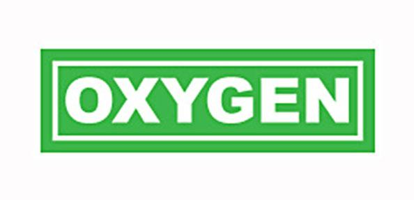 Accessories Xs Scuba Oxygen Sticker 25.5 X 7.5 Cm for 3€