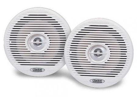 Audio Clarion Coaxial Speakers 100w White for 116€